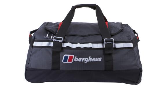 Berghaus Mule II 80 Wheel Wheel Trolley Slate Stone/Jet Black